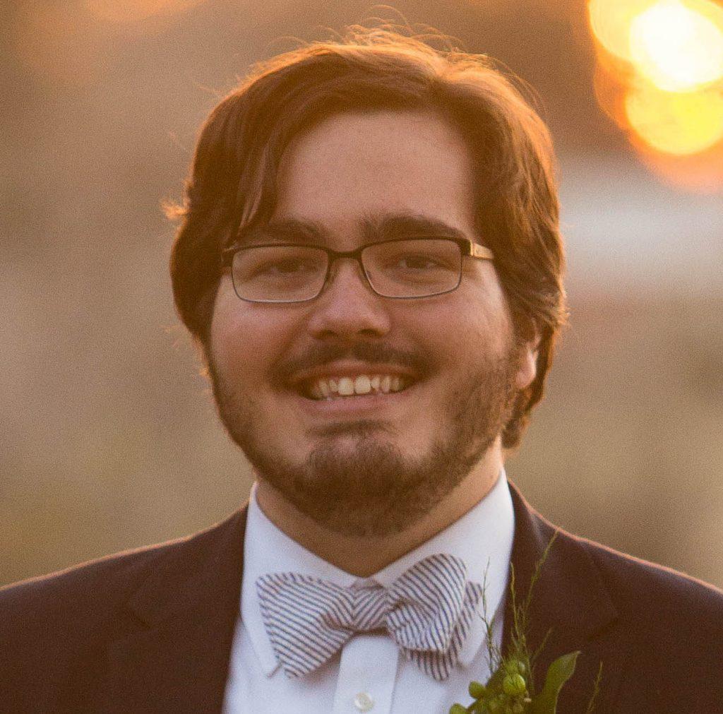 Headshot of Matthew LeHew